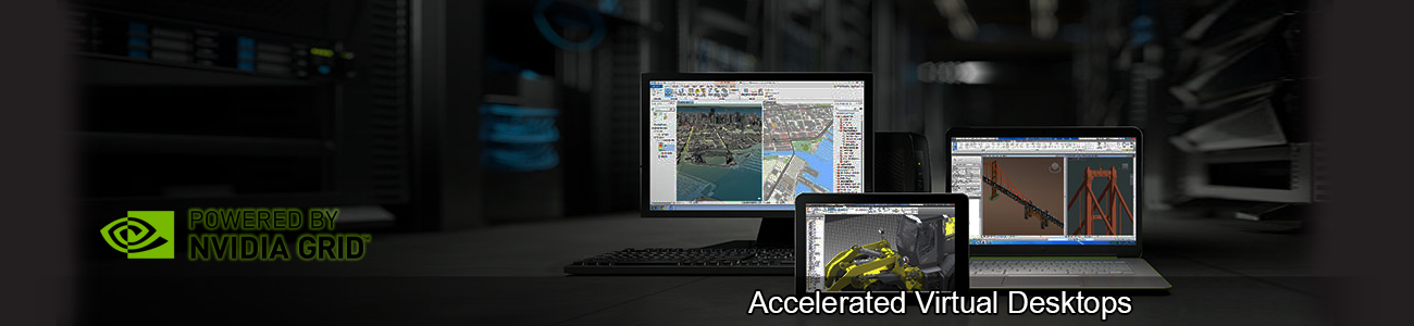 Accelerated VDI